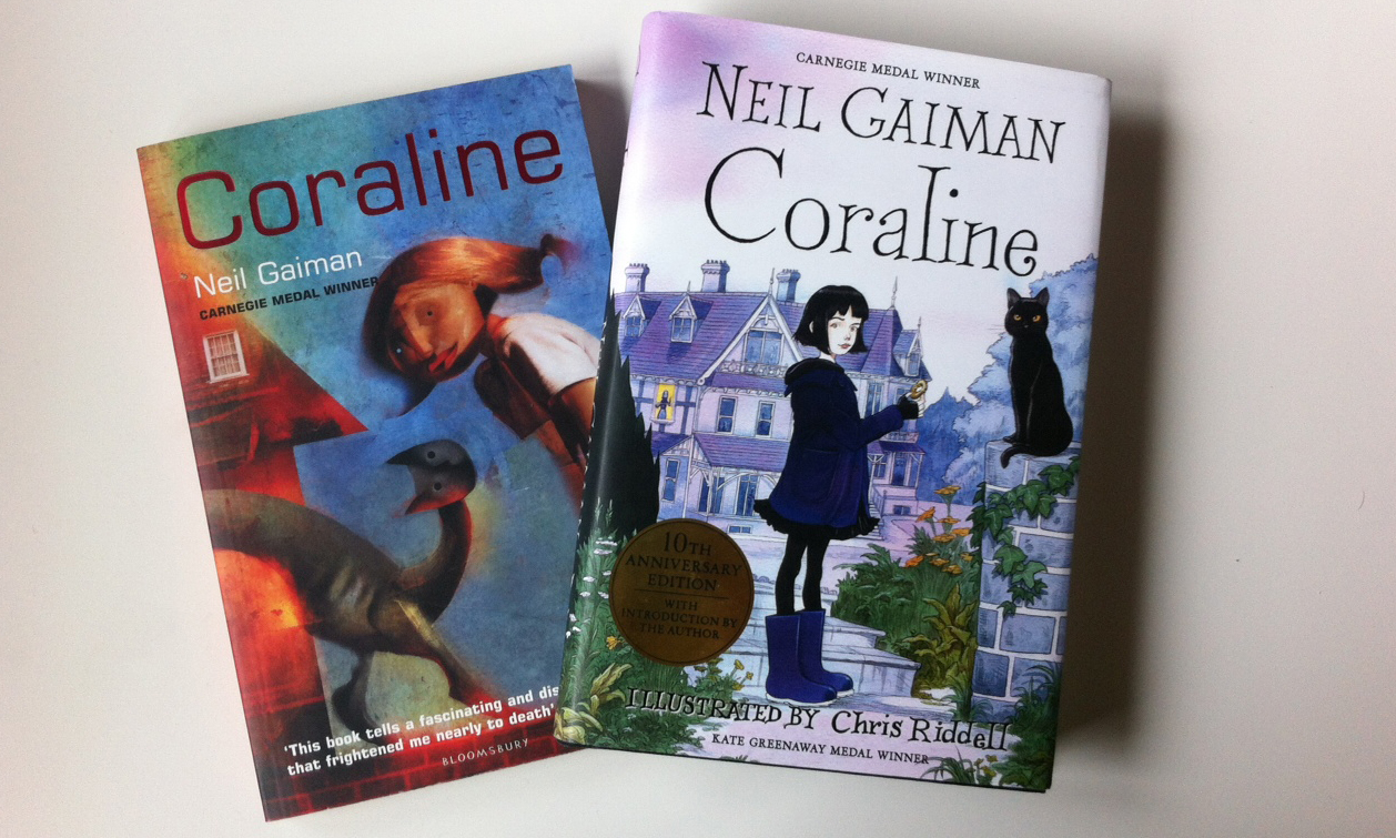 Neil Gaiman Event – Reading, Q&A and Signing | Kate Ormand