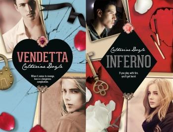 vendetta catherine doyle trilogy에 대한 이미지 결과