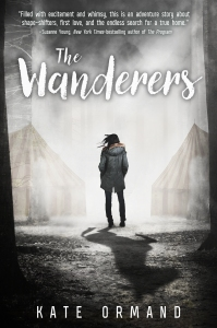 The Wanderers paperback